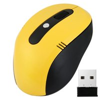 Wholesale usb optical scroll mouse for sale - Group buy Mouse Raton USB Wireless Professional GHz Cordless Mouse Optical Scroll Mice For PC Laptop computer Aug6