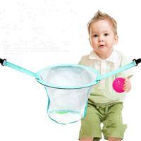 neuheit spielzeug basketball großhandel-Neuheit Baby Zelt Spielzeug Tragbare Polyestergewebe Basketball Net Spielzeug Für Kinder Kinder Puzzle Spiel Haus Heißer Verkauf 2ys ii
