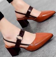 sandalias de plataforma de cuña de niña al por mayor-zapatos retro gatito hell rome zapatos sandalias plataforma zapatos de tacón cuña y cachorro para niñas y mujeres
