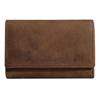 Wholesale pocket key holder case for sale - Wallet for Men Genuine Leather Stylish Wallet Car Key Case Loop Hook Coin Case Cover Wallet Snap s281