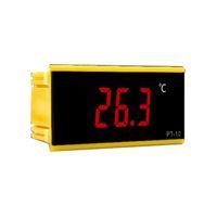 dijital termometre sıcaklık ölçümü toptan satış-NTC Sıcaklık Termometre LED Yüksek Doğruluk NTC Sensörü Metre ntc ile Dijital Sıcaklık Panel Metre sıcaklık ölçüm cihazları