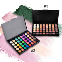 Wholesale wholesale branded products - Popfeel 40 Colors Makeup Eye Shadow Matte Nude Shimmer Pigment Eyeshadow Palette Beautiful Best Original Brand Cosmetic Product 2801067