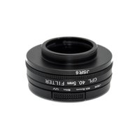 Wholesale camera accessories uv filter for sale - SJCAM accessories mm UV CPL filter kit for SJCAM SJ6 LEGEND SJ7 STAR Action Camera