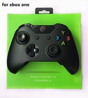Wholesale Wireless Controller Gamepad Precise Thumb Joystick Gamepad For Xbox One for Microsoft X BOX Controller