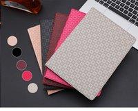 almofadas de maçãs ipad venda por atacado-Chegada nova Estilo de Negócio Pad Caso para iPad Mini 2 3 4 Caso Stand de Couro 9.7 polegada iPad Pro Ar 10.5 Pro 2 Dobrável shell Capa Completa