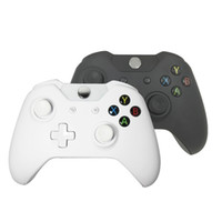беспроводная связь xbox оптовых-Bluetooth Беспроводной контроллер геймпад точного пальца джойстик геймпад для Xbox One для Microsoft X-BOX контроллер с розничной упаковке