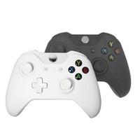 controladores de joystick xbox venda por atacado-Controlador sem fio bluetooth gamepad preciso polegar joystick gamepad para xbox one para microsoft x-box controller com embalagem de varejo