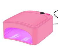 ingrosso macchine lucidatrici uk-Nuova Mini Lampada per unghie Lampada per smalto adesiva Mini Fototerapia Lampada USB a LED