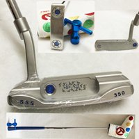 Wholesale R Modelling - New Model CNC SSS 350G Golf Putter Removable Weights More Actual Pics Contact Seller