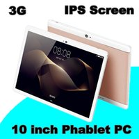 Wholesale tablet 16gb 5mp for sale - OEM Arrival Inch Tablet PC MTK6582 Quad Core Android Tablet GB GB mp IPS Screen GPS G phone Tablets E PB