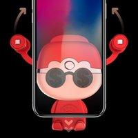 7 'gps montiert großhandel-Autotelefonhalter für Iphone 8 X 7 6 S Air Vent Halterung Auto Halter Geld Kommende Mobile Autotelefon Stand für Samsung Xiaomi Stand