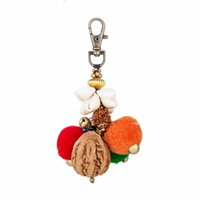 Schlüsselanhänger Tafree Heißer Verkauf Merci Maitresse Keychain Exquisite Handgemachte Je Suis Une Mamie Qui Dechire Schlüssel Kette Ring Für Lehrer Geschenk Hp568