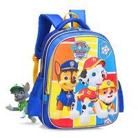 Wholesale Kids School Satchel - 3D Bags for boys girls backpack kids Puppy mochilas escolares infantis children school bags lovely Satchel School knapsack