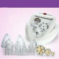 sein achat en gros de-UE libre d'impôt! 3size tasses Vacuum Therapy Breast Enlargement Amélioration Bra Pompe Breast Massager Lifting corps façonnage équipement de beauté