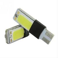 ingrosso lampade a led-Lampada da auto a LED per illuminazione per auto a LED COB T10 W5W ultraluminosa