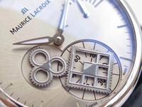 relogios mecânicos quadrados venda por atacado-43mm legal original obra mestra mp7158-ss001-301-1 roda quadrada de aço inoxidável AMF melhor edição A. ML156 mão ferida relógio mecânico dos homens