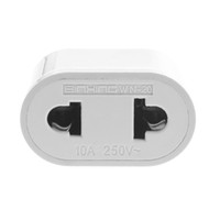 Wholesale male ac plug resale online - EU Female To US Male AC Power Plug Converter Worldwide Travel Charger Adapter