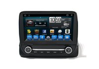 ingrosso aux per ford-Double Din Central Multimedia Per Ford EcoSport 2017 Android 8.1 Auto Camera AUX Bluetooth SWC 3G RDS Radio auto DVD Player Vista posteriore