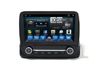 double din dvd bluetooth android venda por atacado-Dupla Din Central Multimedia Para Ford EcoSport 2017 Android 8.1 Auto Câmera AUX Bluetooth SWC 3G RDS Rádio do carro DVD Player retrovisor