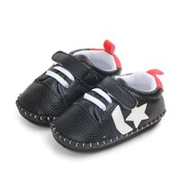 Wholesale baby boy shoes 12 months for sale - Group buy Infant Toddler Baby Boy Girl Soft Sole Crib Shoes Sneaker Newborn Casual Shoes Newborn to Months