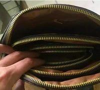 ingrosso borsa da viaggio di trucco-4 pezzi / set Donne borse cosmetici famoso sacchetto di trucco del progettista borsa da viaggio make up borsa signore cluch borse organizador borsa da toilette