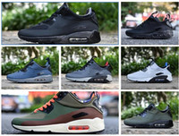 Wholesale Fashion Essentials - Wholesale New arrival top quality sport cheaper air mens running shoes brand fashion men trainers 90 ULTRA 2.0 ESSENTIAL sneakers