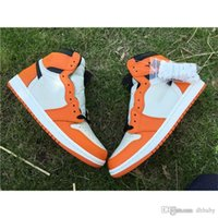Wholesale Falling Reverse - 2018 Jor dan Cheap Air Retro 1 Reverse Shattered Backboard Basketball Shoes Men Retros 1s Mens Running Shoes Basketball Trainers Sneakers