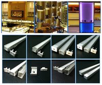 Wholesale aluminium profile - Free Delivery Cost Free Delivery Cost Hot Selling Small size 11mm Wide LED Strip Profile Extrusion 16*12mm Aluminium Profile LED Channel