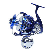 Wholesale fishing reels for sale - Saltiga KG Power Drag Ball Bearings Spinning Reels Sea Fishing Boat Fishing Jigging Fishing Reel