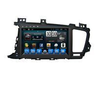 bluetooth k5 großhandel-2 Lärm-Touchscreen-Stereoanlage für KIA K5 / KIA Optima 2011 Android 8.1 Auto-DVD-Player Bluetooth-Autoradio-AUX-Rückfahrkamera