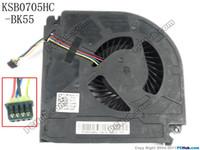 fans del servidor delta al por mayor-Delta Electronics KSB0705HC -BK55 Server Laptop Fan DC5V 0.60A de 4 hilos