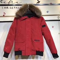 ingrosso acquisto di cappotti invernali-Alta qualità Inverno Parka Men Down Felpe Fashion Designer Jacket Uomo Acquista Nuovo cappotto Designer Outdoor Warm Outwear Coats011