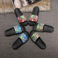 Wholesale w c cover - Men Women Sandals Designer Shoes Luxury Slide Summer Fashion Wide Flat Slippery With Thick Sandals Slipper Flip Flop