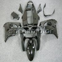 ingrosso kit per carenatura zx9r-23colors + Gifts Matte Black carenatura moto per Kawasaki ZX9R 2002 2003 ZX-9R 02-03 Kit plastica ABS