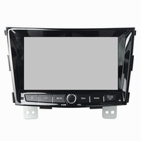 Wholesale ssangyong radio for sale - Group buy Car DVD player for SsangYong Tivolan inch GB RAM Andriod with GPS Steering Wheel Control Bluetooth
