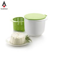 Wholesale Dessert Maker - Wulekue 1Set Microwave Oven Cheese Maker With Recipes Kitchen Dessert Pastry Tool