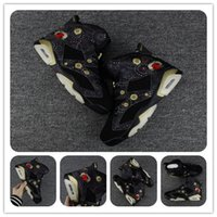 Wholesale New Year Boxes - With box Air Retro 6 Chinese New Year CNY Gatorade basketball shoes 6s VI UNC Alternate Golden Harvest Men Sports Shoes Top quality Trainer