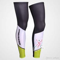 bisikletler merida bisiklet ekibi toptan satış-Merida scott Unisex Yeni Yarış Ekibi Bisiklet bacak isıtıcı Bisiklet Bisiklet Aksesuarları Koruma Dişli Nefes Hızlı kuru G0301