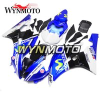 Wholesale customizing yzf r6 for sale - Group buy Motorcycle Bodywork ABS Plastics Complete Fairing Kit For Yamaha YZF600 R6 YZF Injection Blue White Black Body Kits Customize