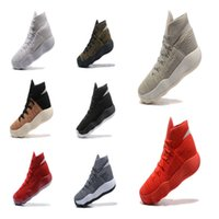 Wholesale Hd Boots - React 2018 HD Men Basketball Shoes Athletics Sneakers Sport Outdoor Boots Size 7-12 High Quality