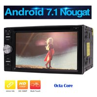 """Wholesale chinese big screen mobile phone - Eincar 7.1 Android 2GB Car dvd Stereo Octa-core 2 Din Head Unit Big 6.2"""" 1024*600 Touch Screen Bluetooth Autoradio GPS Phone"""