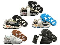 Wholesale classic wave - Runner 700 Kanye West Wave Originals Classic Running Shoes Designer Sport Sneakers Outdoor Trainers Skateboarding Trails Top Quality
