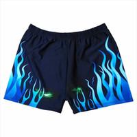 venda de homens de biquíni venda por atacado-plus size maiô New Hot venda calções de verão Homens Boxers Bikini Suit Sport Sexy sungas gay Shorts ba Surf Mens Beach Wear