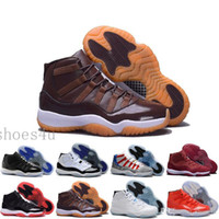 Wholesale Shoes For Men S - [With Box]New High quality dan 11 XI Basketball Shoes For Men Athletic Sport Shoes s 11 Sneakers Eur 36-47 Free Shipping