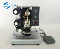 sıcak baskı makinesi toptan satış-2018 Daha kaliteli Hp-241B sıcak damgalama kodlama makinesi Hp-241B şerit sıcak kod yazıcı kodlama makinesi toplu baskı makinesi