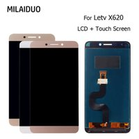 ingrosso s3 pro-5.5 '' Display LCD IPS per LeTV Leeco Le 2 Pro S3 X626 X526 X527 X520 X520 X522 X622 LCD Touch Screen Digitizer Assembly Sostituzione