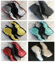 Wholesale 2018 Men Penny Airs NRG PRM One DARK STUCCO Hardaways Island Eggplant Sneakers Copper Tech White Ice Rose Gold Sport Basketball Shoes