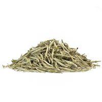 ingrosso fusion di tè bianco-Tè bianco dell'ago d'argento all'ingrosso 50g (Bai Hao Yin Zhen), germogli di tè bianchi di Fuding freschi liberi di trasporto