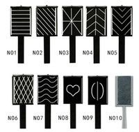 Wholesale magical nail polish resale online - 1 Pieces set Cat Eye Magnet Cat Eye Pen D Magnet Stick Magnetic Drawing Vertical Stick for Nail Gel Polish Magical Nail Tool