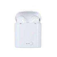 motorola bluetooth mini großhandel-Neue i7s Bluetooth-Kopfhörer-Minikopfhörer pk i9s drahtlose Bluetooth-Ohrhörer In-Ohr-Kopfhörer-Luft-Mikrofon-Hülsen für Telefon Android i10 i11 i8